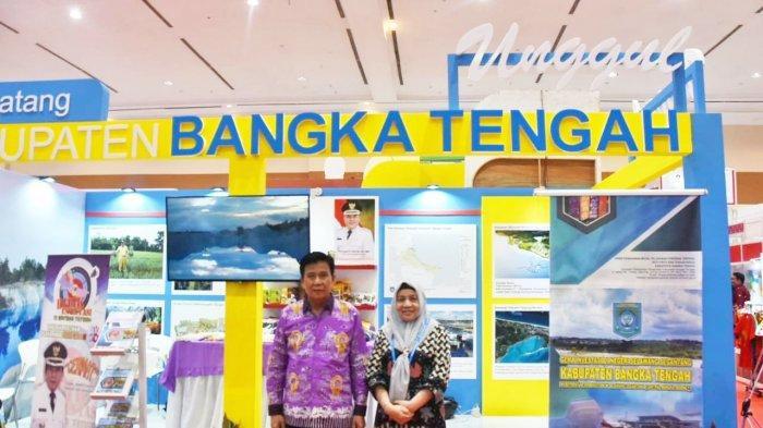 Turut Serta Apkasi Otonomi Expo 2019, Ibnu Harap Bangka Tengah Dilirik Wisatawan