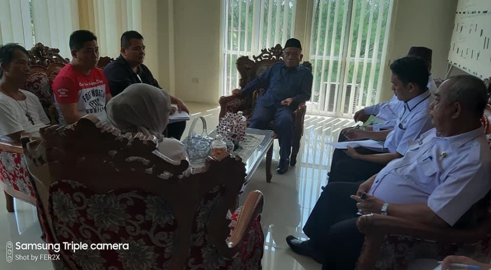 Rapat Koordinasi Perizinan Untuk Penambahan Gedung Baru Puri Sadhana Pangkalanbaru